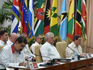 CUBA: Alba rechaza acusaciones EEUU de promover crisis en la región