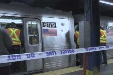 Dos mujeres borrachas caen a la vía del tren y son aplastadas; una murió