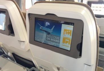Tres aerolíneas suprimen en EE.UU las pantallas de entretenimiento