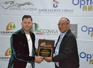 Lagares, Soto y García acaparan premios de las Águilas