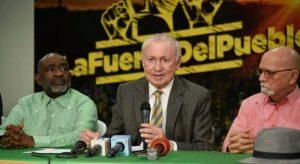 Fuerza Pueblo y aliados rechazan JCE transmita resultados por aplicación