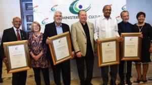 Cuatro artistas reciben el Premio Nacional de Artes Visuales 2019