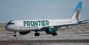 Informe turístico: desde abril Frontier volará de Puerto Rico a RD