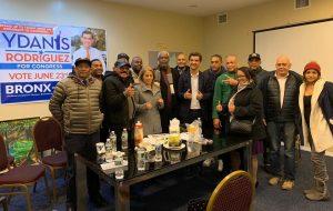 Movimiento Social y Electoral apoya candidatura al congreso de Ydanis