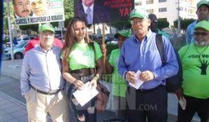 Marcha Verde presenta denuncia por corrupción contra Gonzalo Castillo