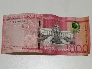 Banco Central desmiente circulación de billetes falsos de mil pesos