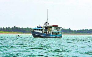 HONDURAS: Autoridades detienen barco procedente de RD con 29 pescadores