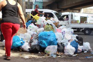 Piden declaren emergencia sanitaria en SDN por el gran cúmulo de basura