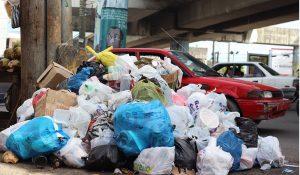 SDN: Candidato a regidor deplora cúmulo de basura en el municipio