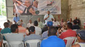 RIO SAN JUAN: IAD entrega camión a productores cacao Los Palmaritos