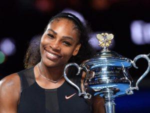 Serena Williams es la Mujer Deportista de la Década