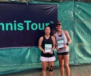 Ana Zamburek obtiene título ITF World Tennis Tour Juniors