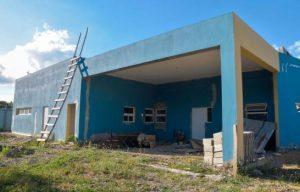 Paralizan trabajos construcción centro diagnóstico Hato del Yaque
