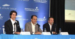 Amresorts anuncia abrirá doce hoteles en México, Caribe y Europa