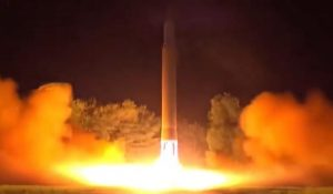 Corea del Norte realiza otro ensayo militar en una base lanzacohetes