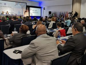Odecabe y líderes deportivos de América buscar armonizar eventos