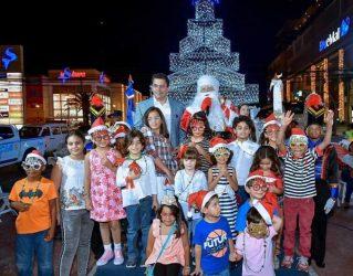 Alcaldía del DistritoNacionalda la bienvenida a la Navidad