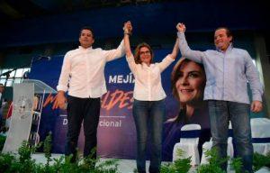 Proclaman a Carolina Mejía candidata Alcaldía Distrito Nacional por el PRM