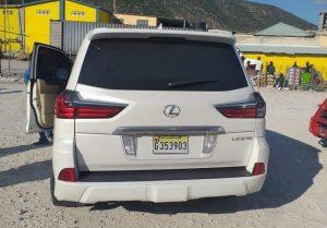 JIMANI: Arrestan cónsul haitiana en un vehículo buscado porla DEA