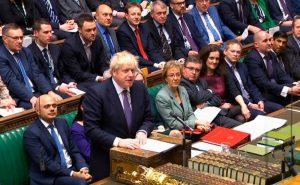 LONDRES: Parlamento aprueba acuerdo retirada Unión Europea