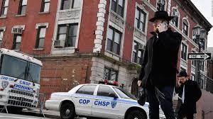 Policía investiga 5 posibles crímenes de odio antisemitas