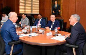 RD y Unión Europea presentan plan para el fortalecimiento de las finanzas