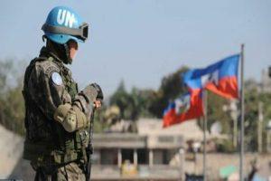 Tribunal popular evaluará presencia de la ONU en Haití