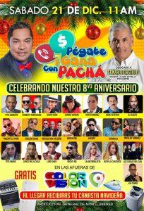 """Celebrarán este sábado octavo aniversario de """"Pégate y Gana"""""""