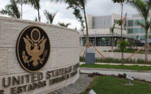 EE.UU no prohíbe elecciones RD en su territorio, según la Embajada