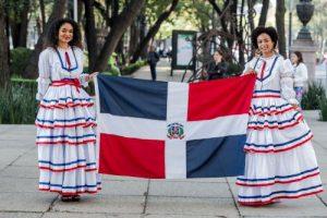 Encantos de RD son exhibidos en la capital de México