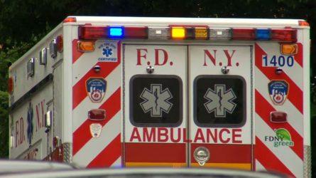 Seis heridos deja un choque entre autobús y un automóvil en Queens