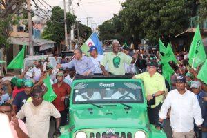 Leonel Fernández opina que ni el gobierno se cree sus encuestas