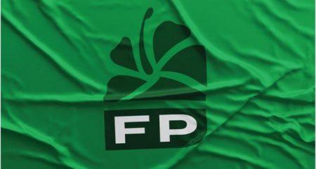 PTD presenta nuevo logo y bandera en cambio como Fuerza del Pueblo