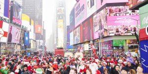 NY se prepara para recibir más de 7 millones de turistas esta Navidad