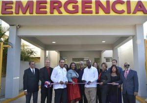 LA ROMANA: SNS inaugura hospital provincial Francisco A. Gonzalvo