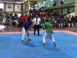 Kurash tuvo destacada participación en los Juegos Escolares 2019