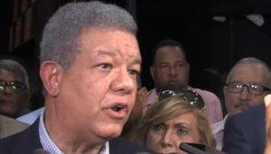 Leonel insiste equipos JCE deben ser auditados antes de elecciones 2020