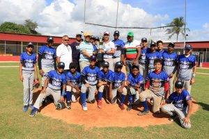 Liga Club Naco gana primer torneo Little League de Beisbol