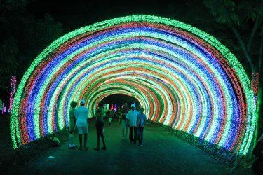 """ASDE deja abierto el parque de luces""""Vive la Navidad"""""""