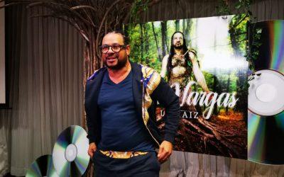 "Bachatero Luis Vargas presenta disco ""La raíz"" y anuncia gira por Europa"