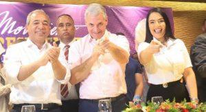 Movimiento Presidente de las Mangas Cortas apoya a Gonzalo Castillo
