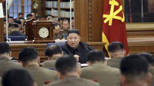 Tras avivarse tensión con EEUU, líder norcoreano llama a un refuerzo militar