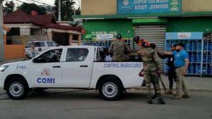 Dirección de Migración detiene mil 138 haitianos y deporta a 964 ilegales