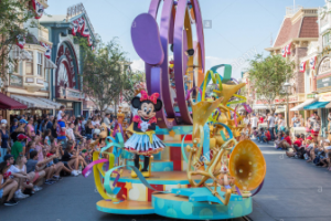 En 2020 Disneyland Resort, de California, ofrece múltiples atracciones