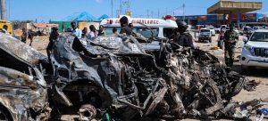 SOMALIA: Más de 90 muertos y 128 heridos al explotar un coche bomba