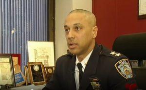 Dominicano es nombrado jefe de patrulleros Policía de Nueva York