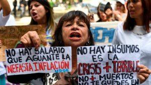 EEUU ratifica apoyo a la oposición venezolana en 2020