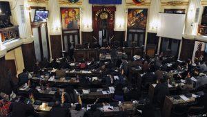 Bolivia elige nuevo Tribunal Electoral de cara a elecciones 2020
