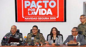 """Operativo """"Navidad Segura 2019"""" arranca este lunes en Dominicana"""