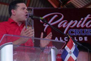 Partido Reformista proclama a Papito Cruz como su candidato alcalde